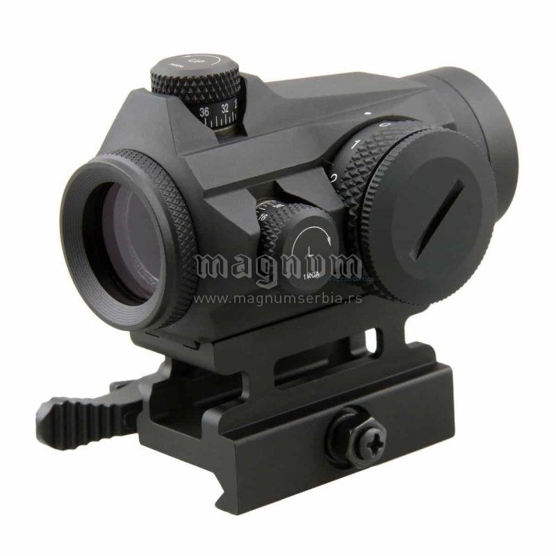 Red Dot Vector Optics Maverick Gen II 1x22 SCRD-12II
