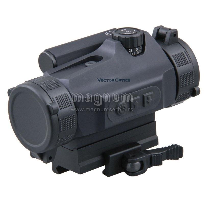 Red Dot Vector Optics Nautilus 1x30 GEN II QD SCRD-26II