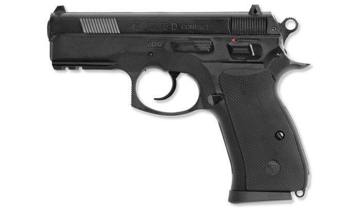 Replika ASG 15698 CZ 75D Compact Spring 6mm