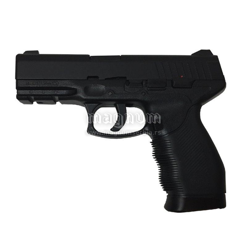 Replika Swiss Arms 288308 SA24 4.5mm NBB Metal Slide