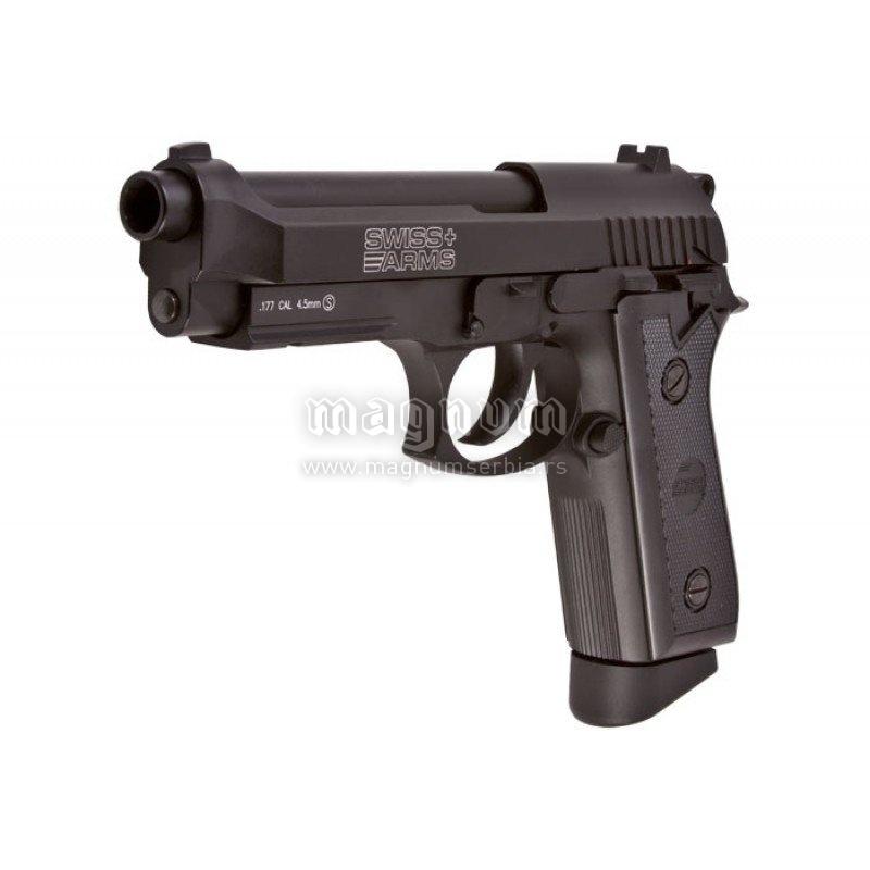 Replika Swiss Arms 288709 4.5mm P92
