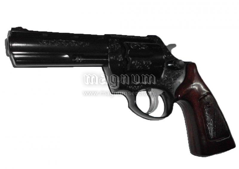 Revolver CZ M83 357 mag 4inc