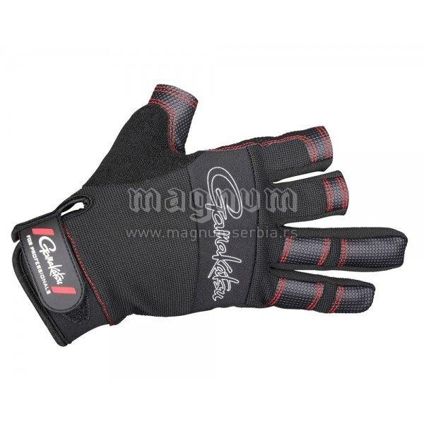 Rukavice Gamakatsu 3 ods.prsta XL 7188-300
