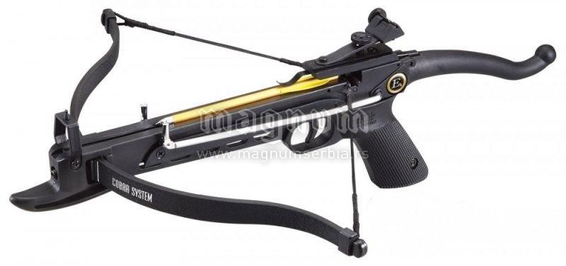 Samostrel Ek Pistol Cobra pl.80LBS kat.D