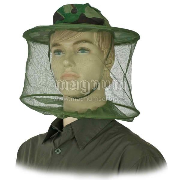 Sesir sa mrezicom protiv komaraca
