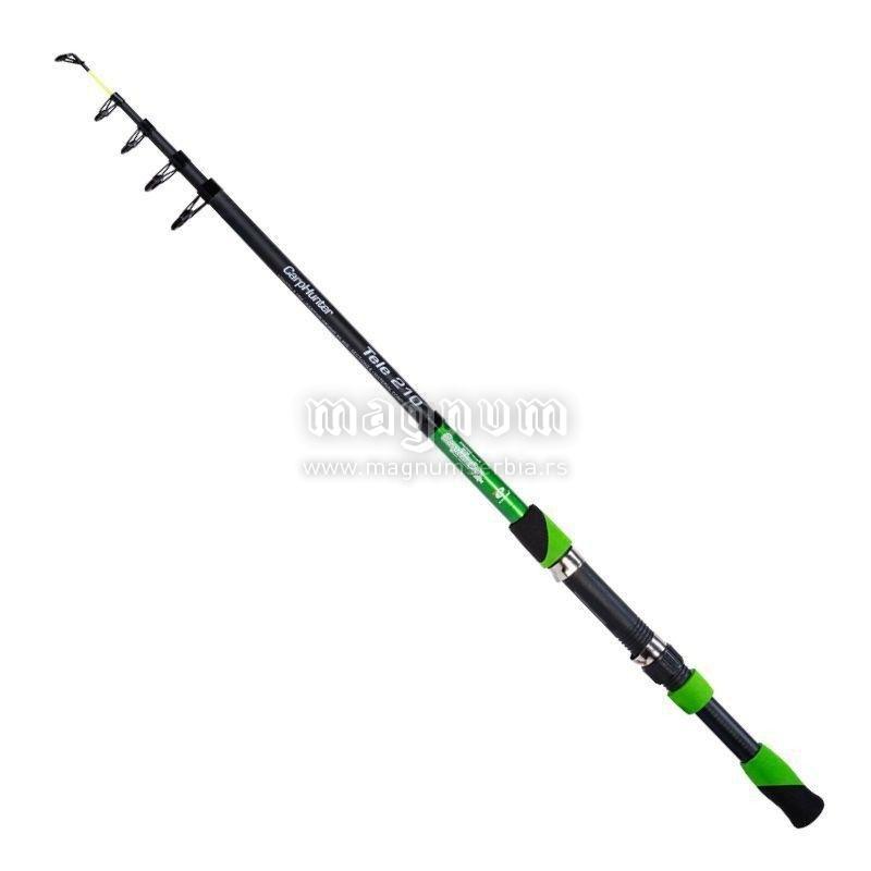 Stap ET Carp Hunter Tele 2.4m 12053240 20/40g