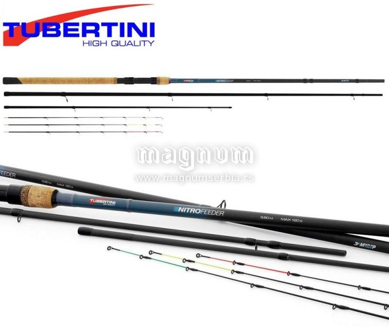 Stap Tubertini Nitro Feeder 3.6m 120g