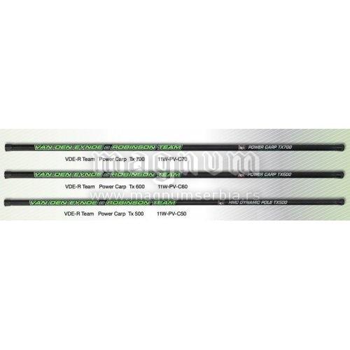 Stap VDE-R Team Power TX 500 5m Robinson