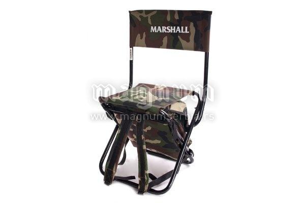 Stolica Marshall sa rancem i naslonom 6460011