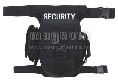 Torbica MFH 30701A crna Security