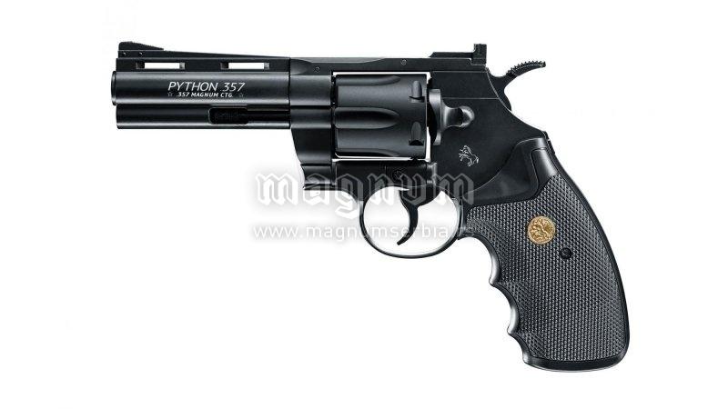 V.Revolver Umarex Colt Python 4.5mm 120m/s