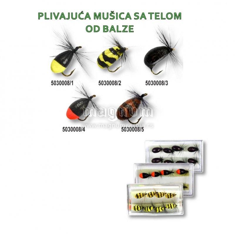 Vestacka musica vel.8 plivajuca od balze 5030008