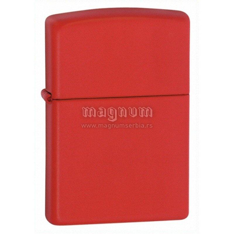 Zippo upaljac 233 Red Matte