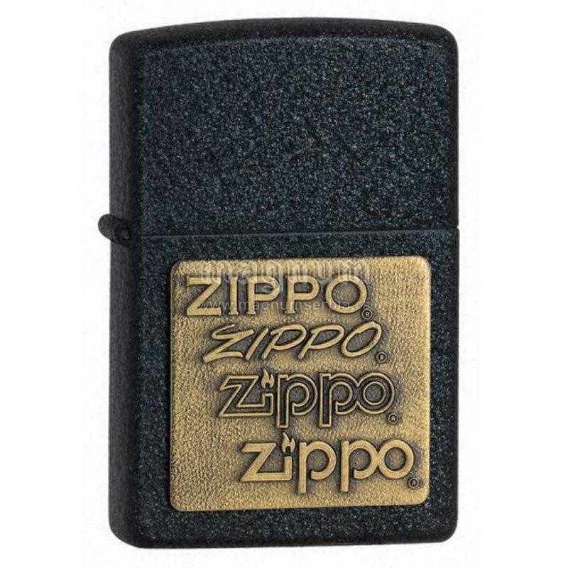 Zippo upaljac 362 Black Crackle